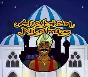 arabian nights peli
