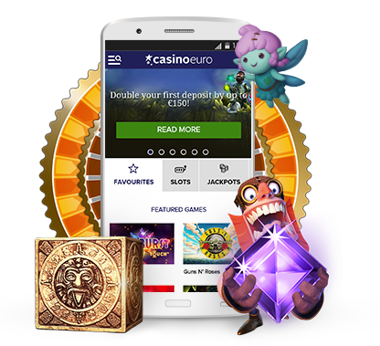casinoeuro mobiiliversio