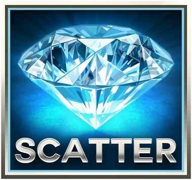Scatter symboli