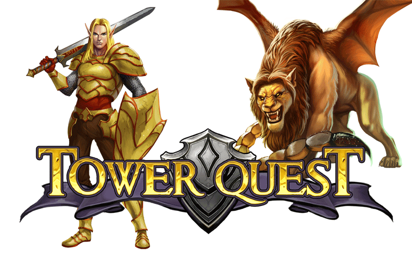 Tower Quest warriors