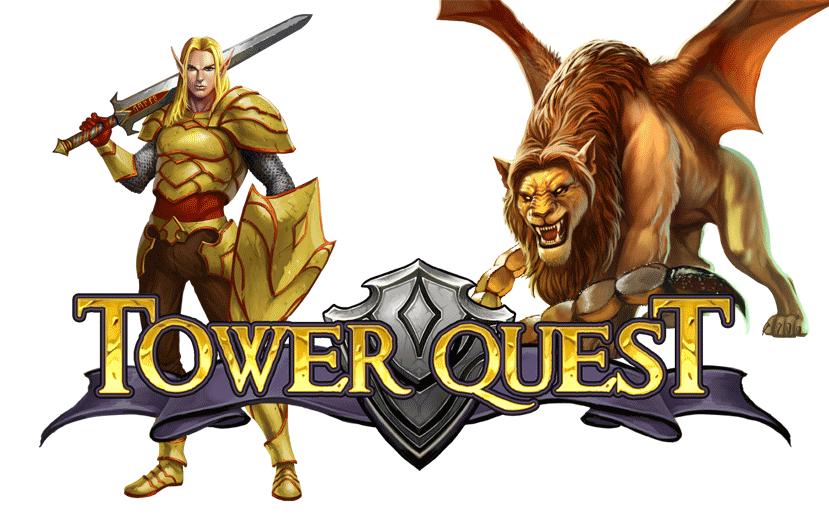 Tower Quest warriors