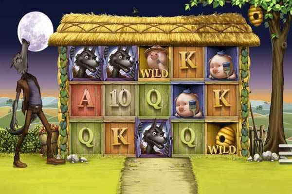 big bad wolf mobile slot