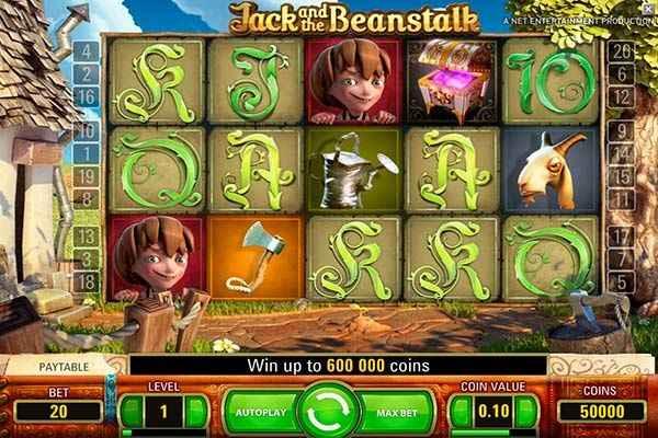jack and the beanstalk peli