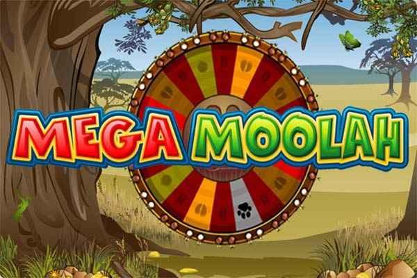 Progressiivinen jättipottipeli Mega Moolah