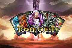 tower quest hedelmäpeli  tower-quest-slot