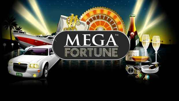 Mega fortune jättipottipeli