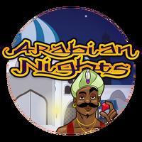 Arabian Nights hedelmäpeli
