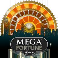 Mega fortune symboli
