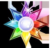 Starburst symboli