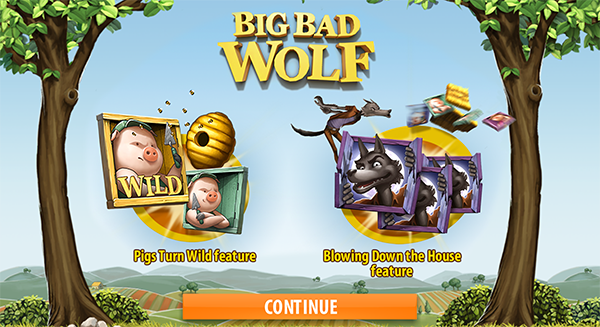 Big Bad Wolf peli