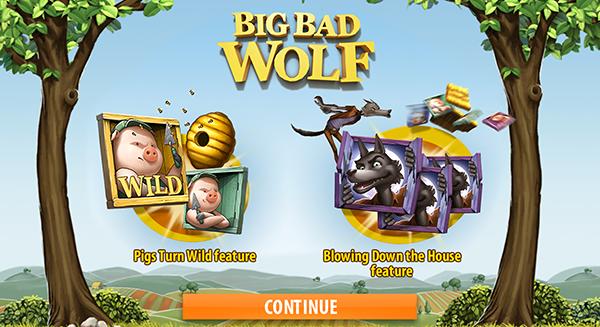Big Bad Wolf peli