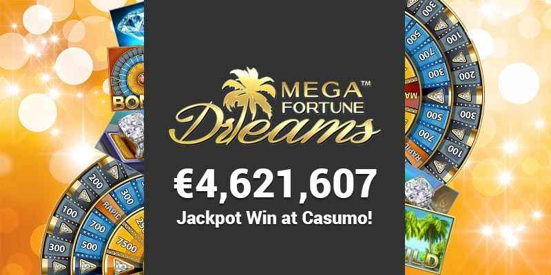 Another Jackpot Hit at Casumo Casino!