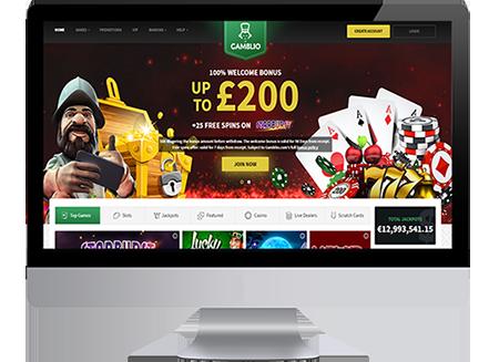Gamblio online casino