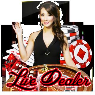 live dealer casino war