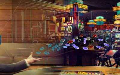 Virtual Reality online slots – The next big thing?