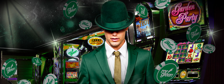 mr.green casino login