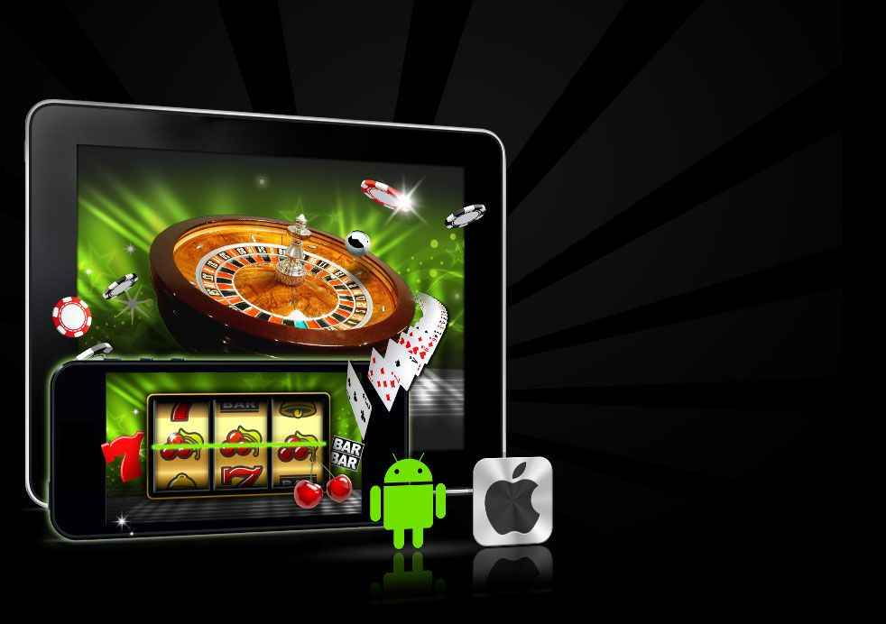 Mobile casino apps