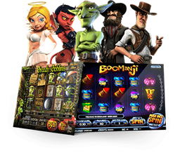 betsoft slot games
